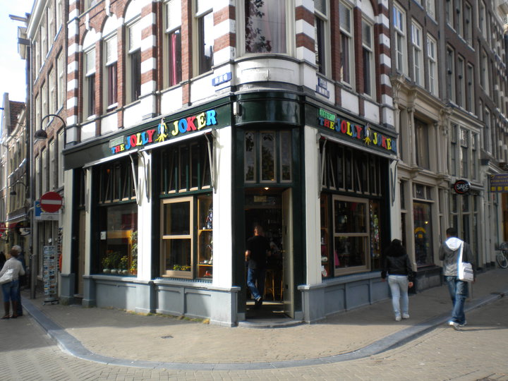 The Jolly Joker Coffeeshop Amsterdam - Weed Recommend