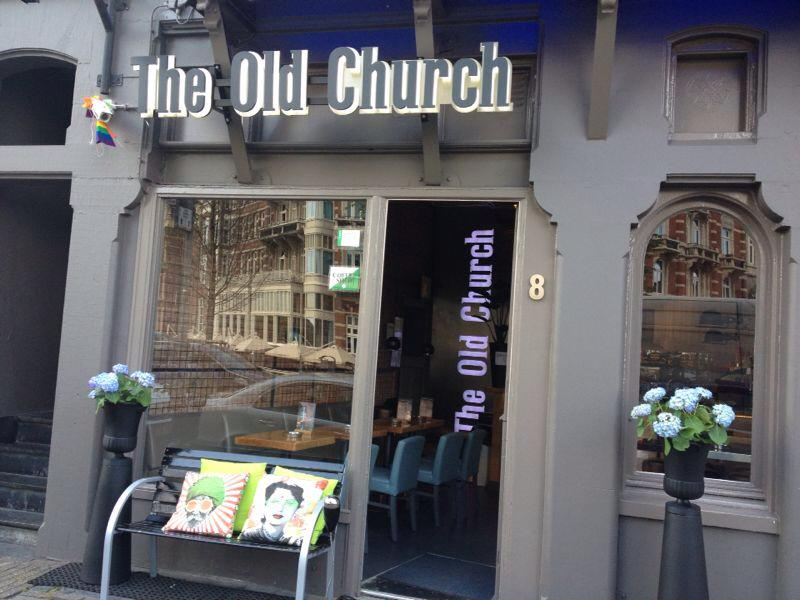 The Old Church Coffeeshop Amsterdam - Weed Recommend