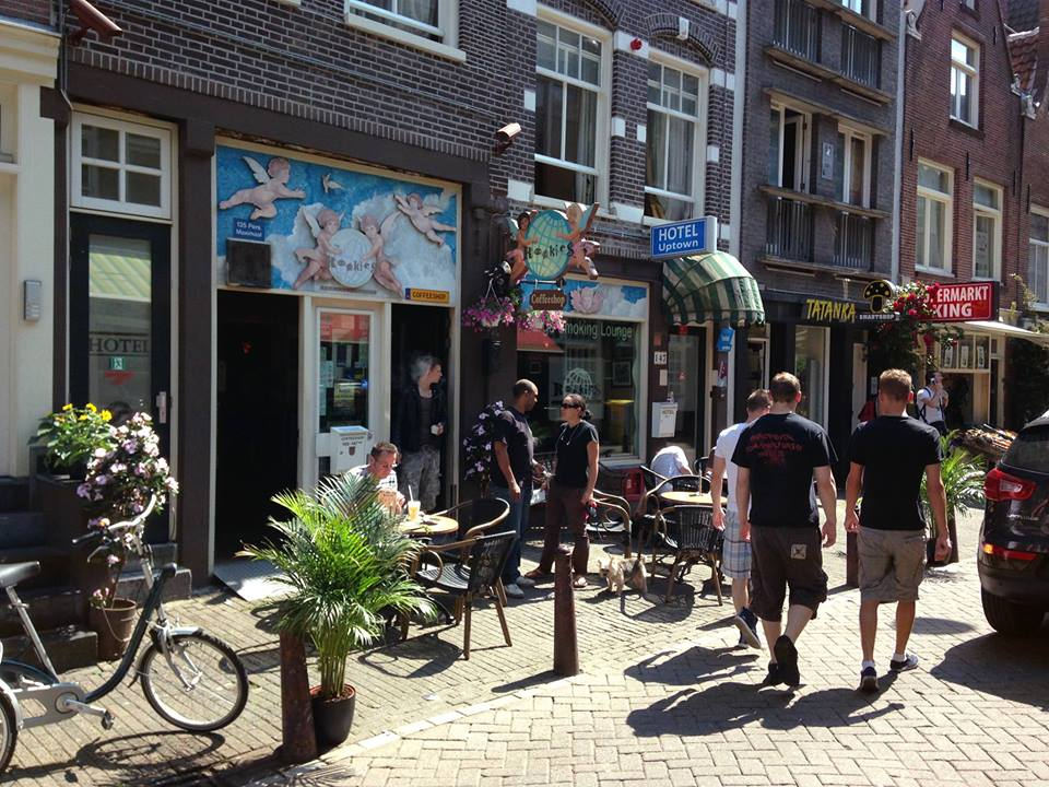 The Rookies Coffeeshop Amsterdam - Weed Recommend