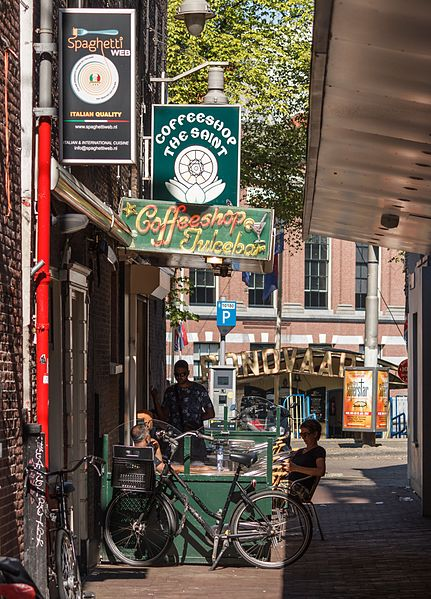 The Saint Coffeeshop Amsterdam - Weed Recommend
