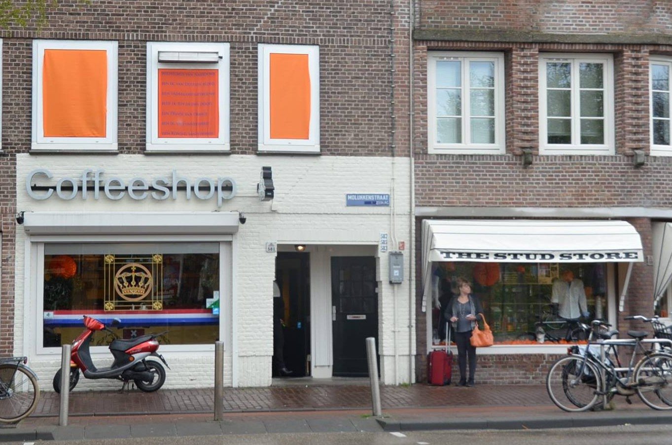 The Stud coffeeshop Amsterdam - Weed Recommend