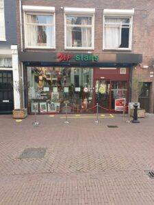 Upstairs coffeeshop – Arnhem