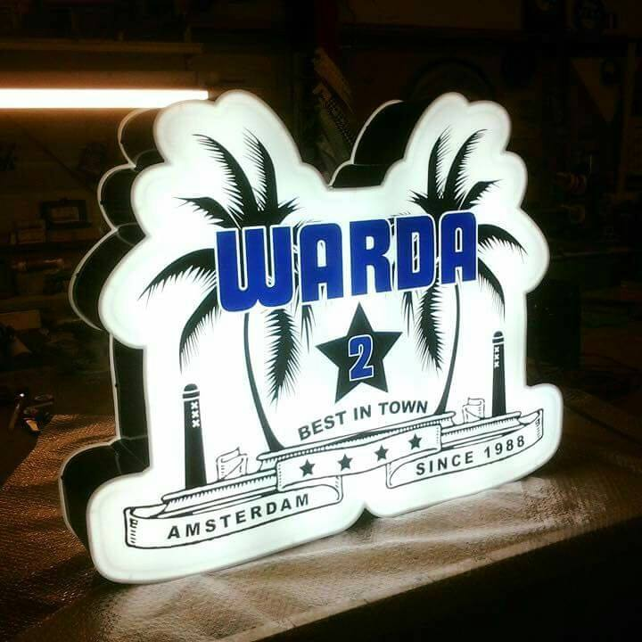 Warda 2 - Amsterdam - Weed Recommend