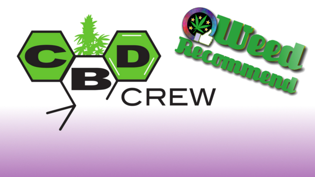Weed Recommend CBD Crew seeds
