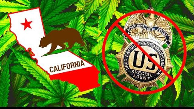 Legislators Trying to Make California State A Cannabis Sanctuary