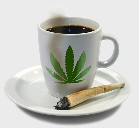 Cannabis Café Opens In UK