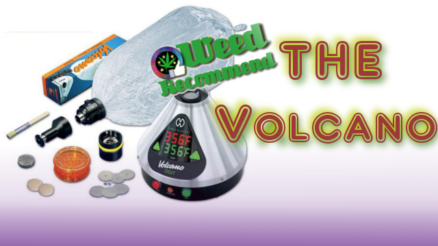 volcano weed recommend for medical vape vaporizer